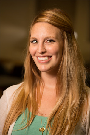 CSUF Pre-health postbacc medical alum Elizabeth Shuman