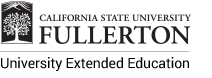University Extended Education, CSUF