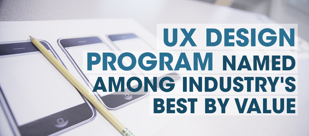 CSUF UX Design Program Named Among Industry's Best by Value Colleges