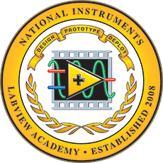LabView Academy Seal