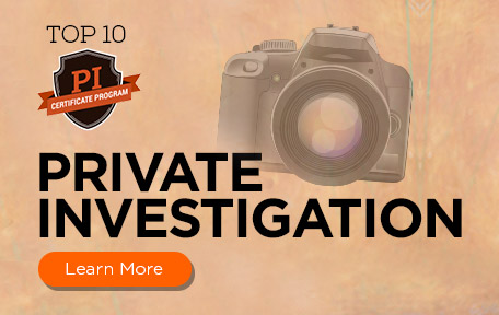 Link to Private Investigation courses at Cal State Fullerton.